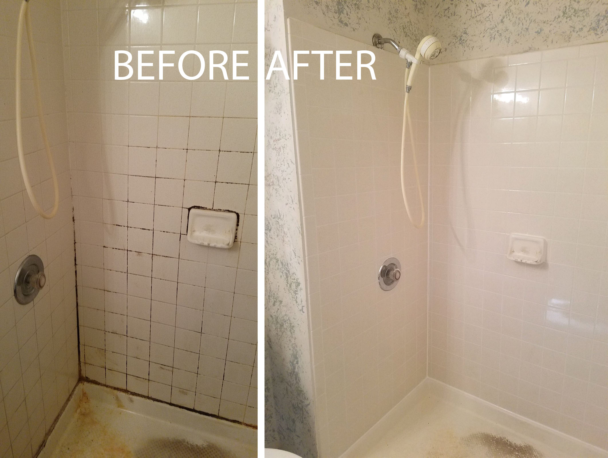 Grout Tile Cleaning Fredericksburg Virginia The Grout Medic
