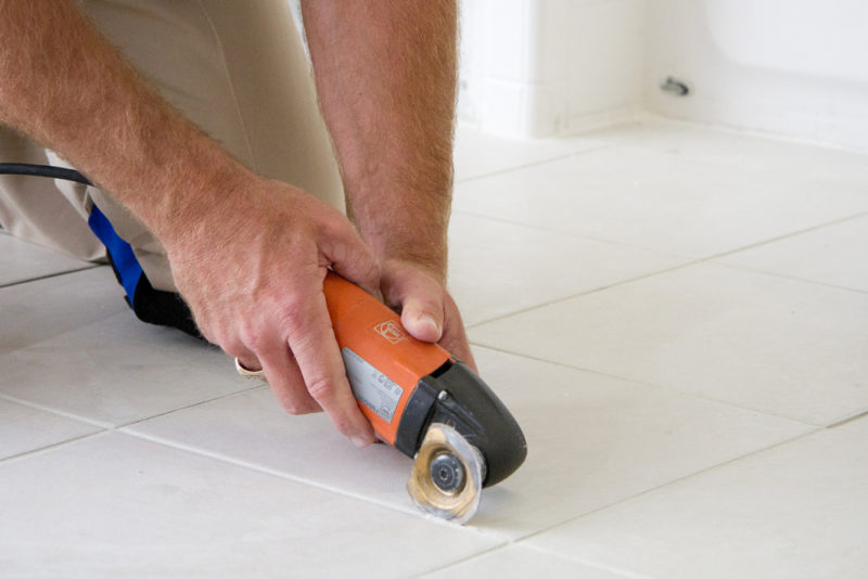 tile replacement The Grout Medic