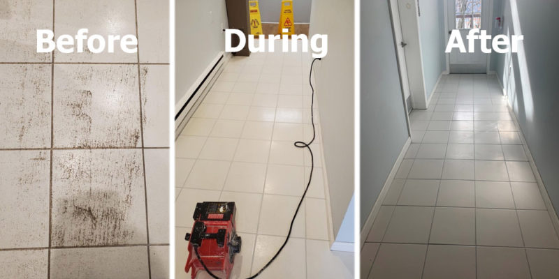tile and grout cleaning near me